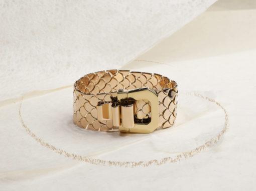 Bracelet ceinture époque 1950