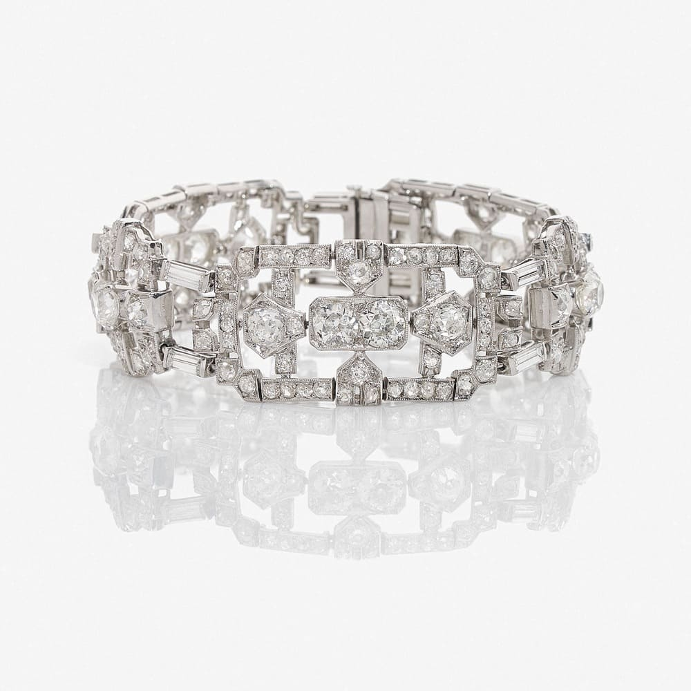 Bracelet Epoque Art Deco