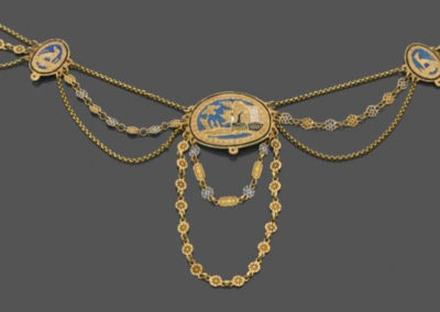 Collier Époque Empire