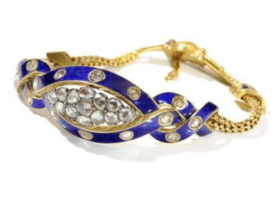 Bracelet Epoque Napoléon III
