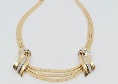 Collier Epoque 1950